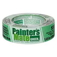 "Painter's Mate Painting Tape, 1.41"" x 60 Yds Green"