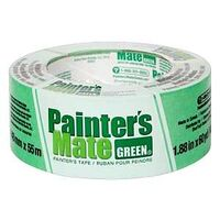 "Painter's Mate Painting Tape, 1.88"" x 60 Yds Green"