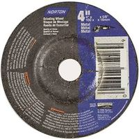 Norton 66252842014 Type 27C Depressed Center Grinding Wheel