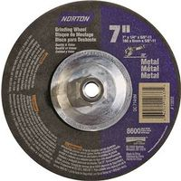 Norton 66252912633 Type 27C Depressed Center Grinding Wheel