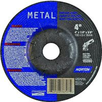 Norton 42011 Type 27 Depressed Center Grinding Wheel