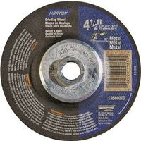 Norton 43606 Type 27 Depressed Center Grinding Wheel