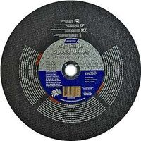 Aluminum Oxide Metal Cutting Wheel, 12""