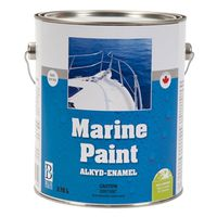 PNT ALKYD EXTR 3.78L SHIP RED