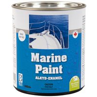 PNT ALKYD EXTR 946ML SHIP RED