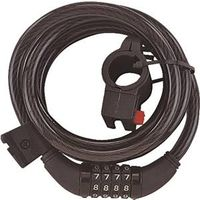 Mintcraft HD-PWR723-3L Barrel Multi-Fit Cable Lock with Cover