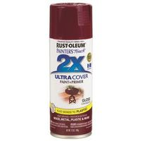 SPRAY PAINT GLOSS CRANBERRY