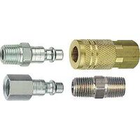 Air Coupler Plug, 1/4&quot;