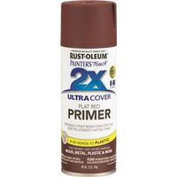 PRIMER SPRAY INT EXT RED 12OZ