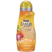 Purex Crystals Fabric Softener, 28 oz Tropical Splash