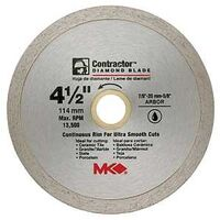 Contractor Plus Wet Tile Circular Saw Blade, 4 1/4""