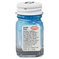 Hobby Model Enamel Paint, 1/4 oz Light Blue
