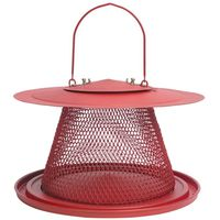 Perky Pet NO/NO Cardinal Collapsible Design Wild Bird Feeder