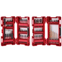 DRILL DRIVER IMPACT SET 60PC
