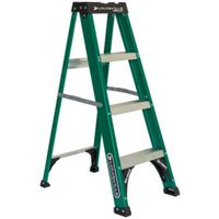 Louisville FS4004 Commercial Step Ladder