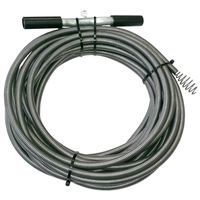 AUGER DRAIN 3/8IN X 50FT BLACK