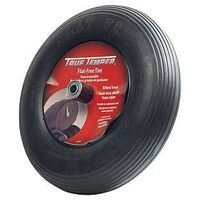 Flat Free Wheelbarrow Tire, 8""