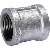 Galvanized Coupling, 3""