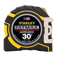TAPE MEASURE 30FT AUTOLOCK