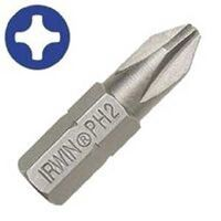 Phillips Drywall Bit #2, 25 Pc