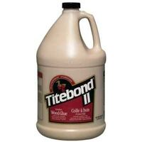 Titebond II Wood Glue, 1 Gal  Dark Woods