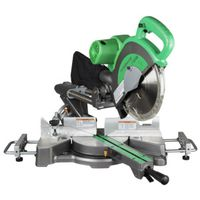Hitachi C10FSBP4 Double Bevel Sliding Compound Corded Miter Saw