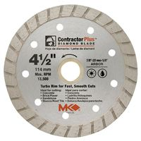 Contractor 167021 Turbo Rim Circular Saw Blade