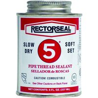 Rectorseal 25551 Pipe Thread Sealant