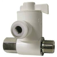 STOP VALVE ADAPTER 3/8MX3/8F