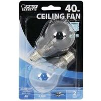 Clear Fan Bulb, Intermediate, 40W
