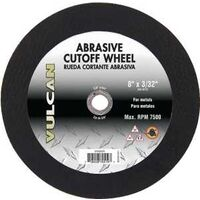 "Abrasive Cut Off Wheel, 8"" x 3/32"""