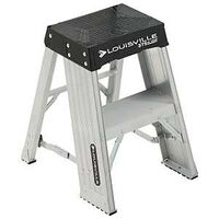 Aluminum Step Ladder, 2'