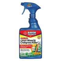 WEED/CRABGRASS KILLER 24OZ RTU