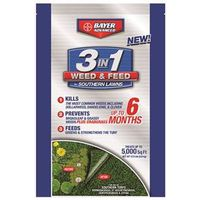 FERTILIZER WEED/FEED 3-N-1