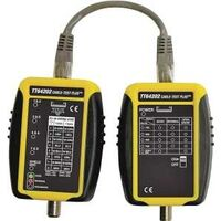 Coaxial & UTP / STP Cable Tester