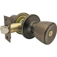 Mintcraft TSK00V Gallo 6-Way Tubular Tulip Entry Knob Lockset