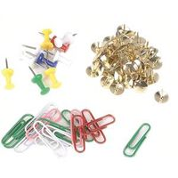 Mintcraft JL82110 Tack/Pushpin/Clip Set