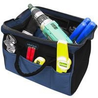 TOOL BAG 21PKT 12IN JR CTRCTR