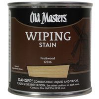 Old Masters 12316 Interior/Exterior Wiping Stain