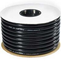 "Black Fuel Line Hose, 5/8"" x 100'"