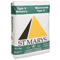 St Marys 13212033 Type S Masonry Cement