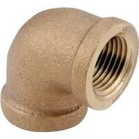 Low Lead Brass Elbow, 3/8""