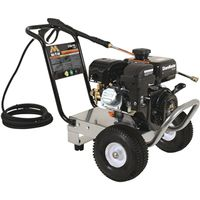 MI-T-M CM Cold Water Powered Pressure Washer
