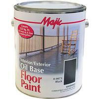 Majic 8-0073 Oil Based Floor Paint