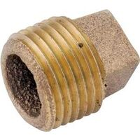 Brass Cored Plugs, 1 1/2""