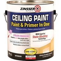 Zinsser 260967 Ceiling Paint and Primer