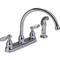 KITCHEN FAUCET SPRY ARC CHOME