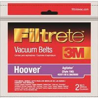 Filtrete 64190A-12 Agitator Type 190 Vacuum Cleaner Belt