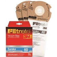 Eureka 67726-6 Filtrete-3M Vacuum Cleaner Bags, Micro Allergen, Type AS
