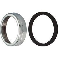 Slip Joint Nut & Washer, 1 1/4""